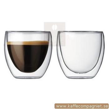 Pavina 0,08 - espresso, 2-pack