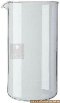 Reservglas 1,0 - 8-koppars