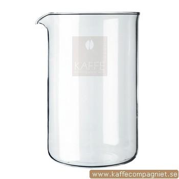 Reservglas 1,5 - 12-koppars