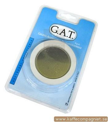 Packningssats, GAT/Brazil 1-kopp