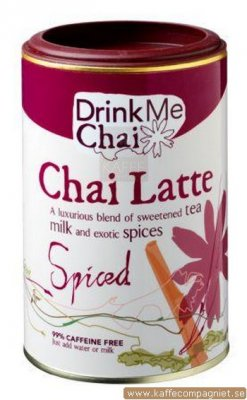 Drink me - Chai Latte, Spiced 250 gr