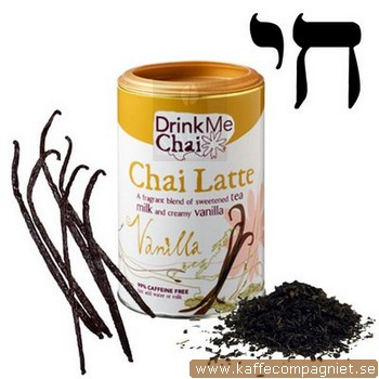 Drink me - Chai Latte, Vanilj 250 gr