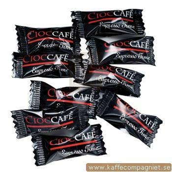 Kaffebönor i choklad, 80 gr