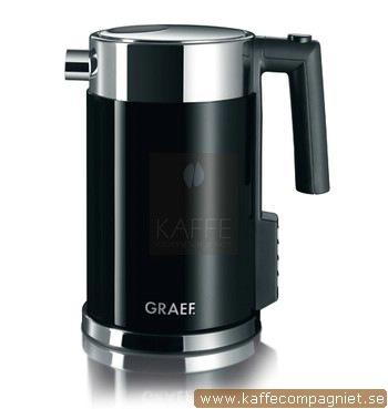 Vattenkokare termostat, Graef