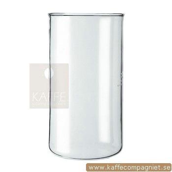 Reservglas 0,35 - utan Pip