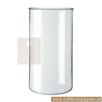 Reservglas 1,0 - utan Pip