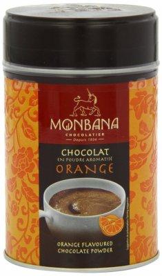 Monbana Drickchoklad Apelsin