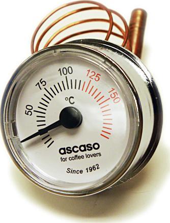 Termometer till Ascaso Dream