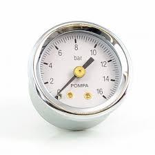 Manometer pumptryck, ECM