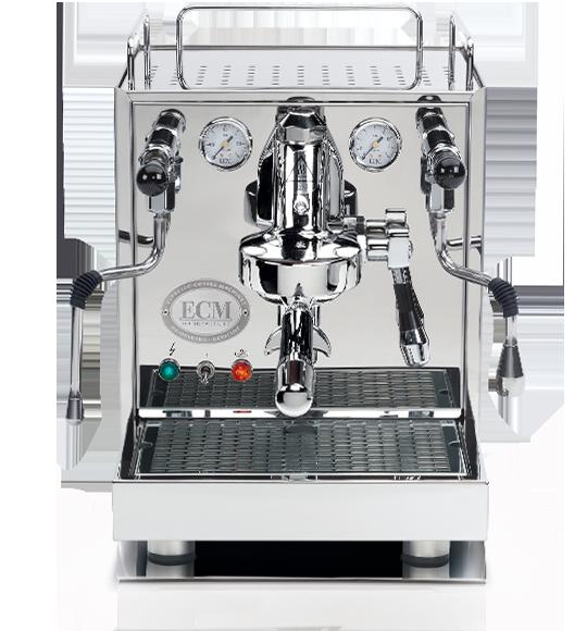 ecm mechanika profi espressomaskin kaffecompagniet