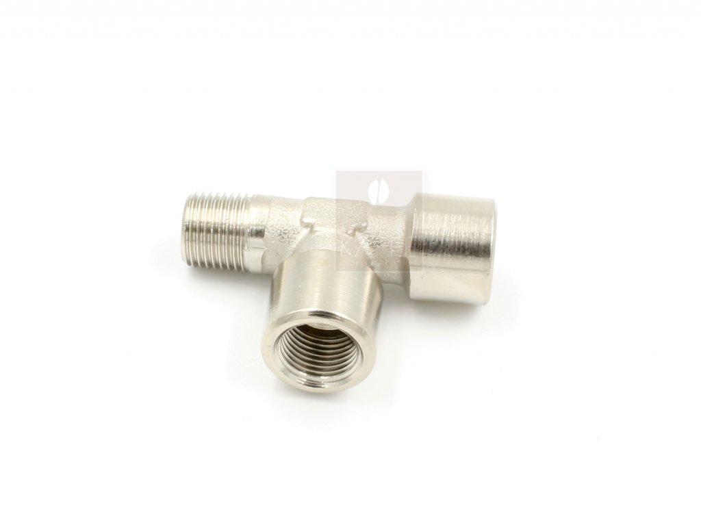 t-koppling vinkel 1/8M-1/8F-1/8F