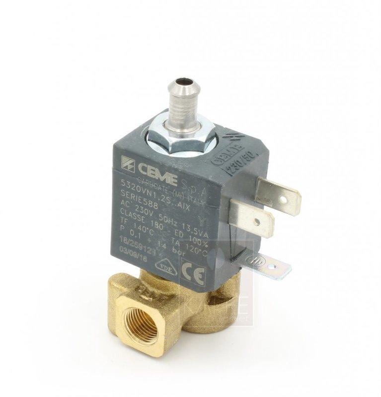 Lelit solenoid magnetventil reservdel
