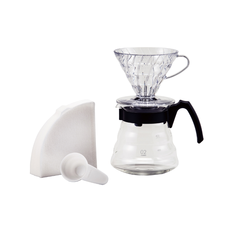 Hario V60 Pour Over-kit