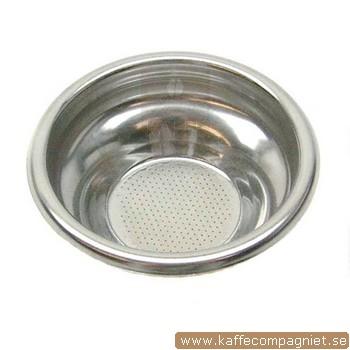 Enkoppsfilter, 7 gr microholes