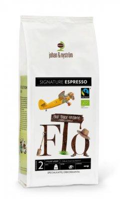 J&N FTO Espresso 500g (eko)
