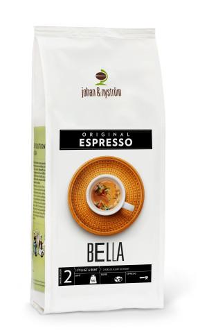 J&N Bella Espresso 500 gr