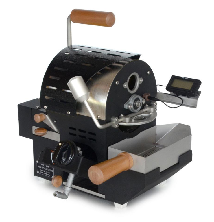 WE x SUJI Mini Roaster 100