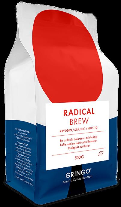 gringo nordic radical brew blend 500 gr