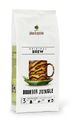 J&N Bourbon Jungle, 500 gr