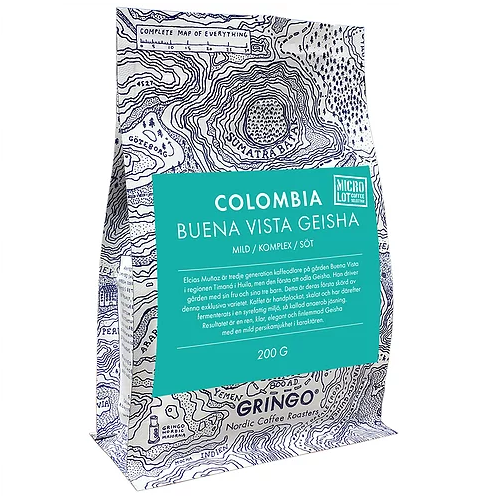 Colombia Geisha Speciality