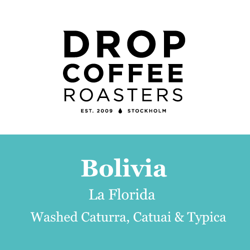 Drop Coffee Bolivia Colque
