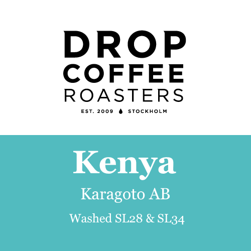 Drop Coffee Karagoto AB