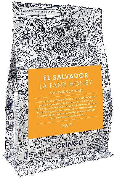 Gringo El Salvador Kaffebönor