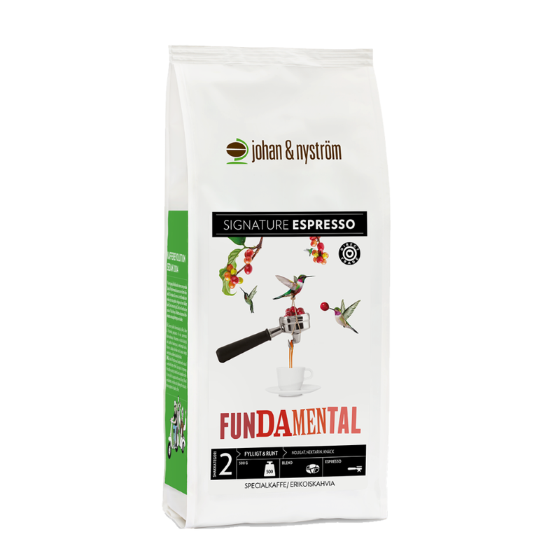 J&N Fundamental Espresso, 500 gr
