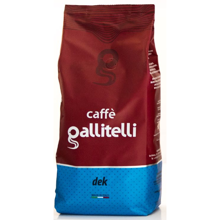 Gallitelli Dek Decaf Espresso