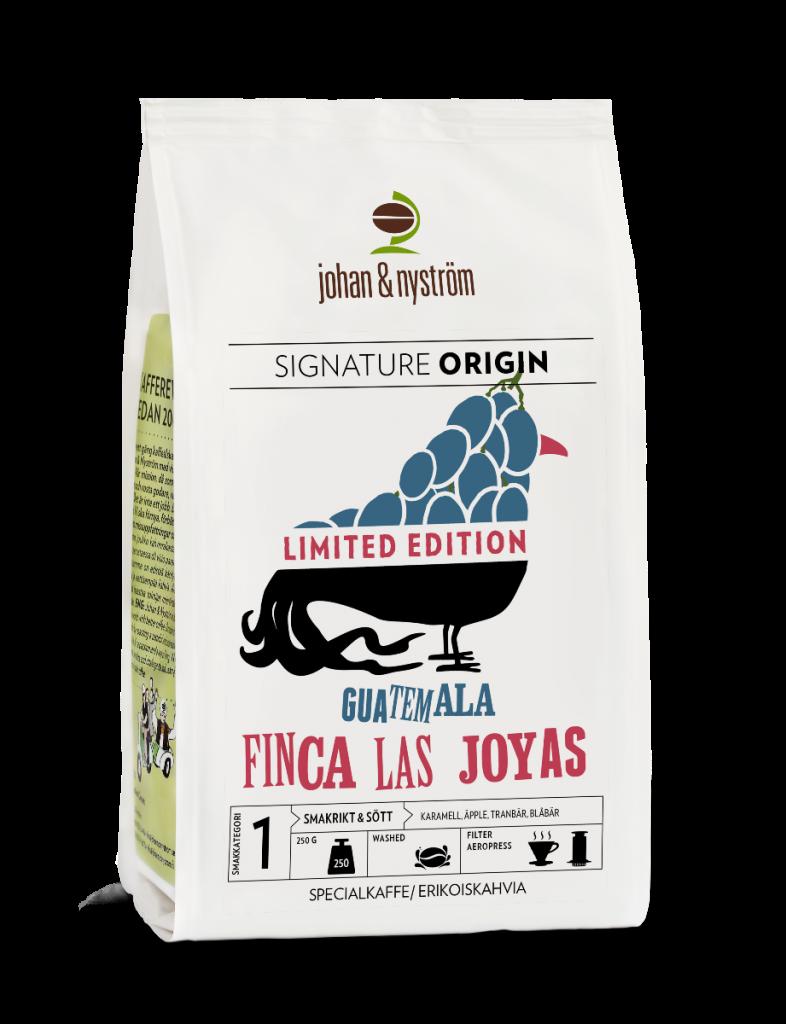 J&N Guatemala Finca Las Joyas, 250 gr