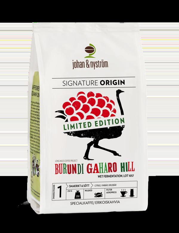 BURUNDI GAHARO HILL - WET FERMENTATION