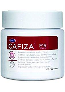 Cafiza 100-pack rengöringstabletter