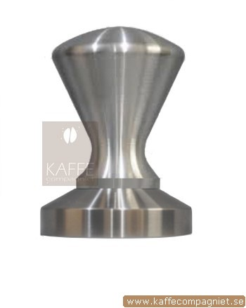 Tamper, fat, aluminum tamper, press, 58 mm