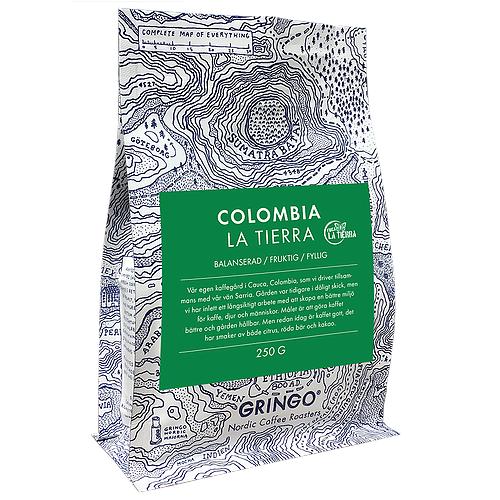 Gringo Colombia La Tierra, 250 g