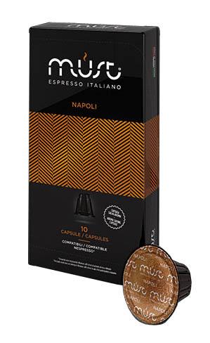 Must Espresso, Napoli (Nespresso)