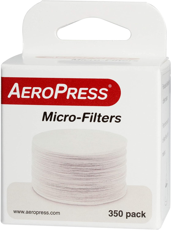 Filter till Aeropress 350 st