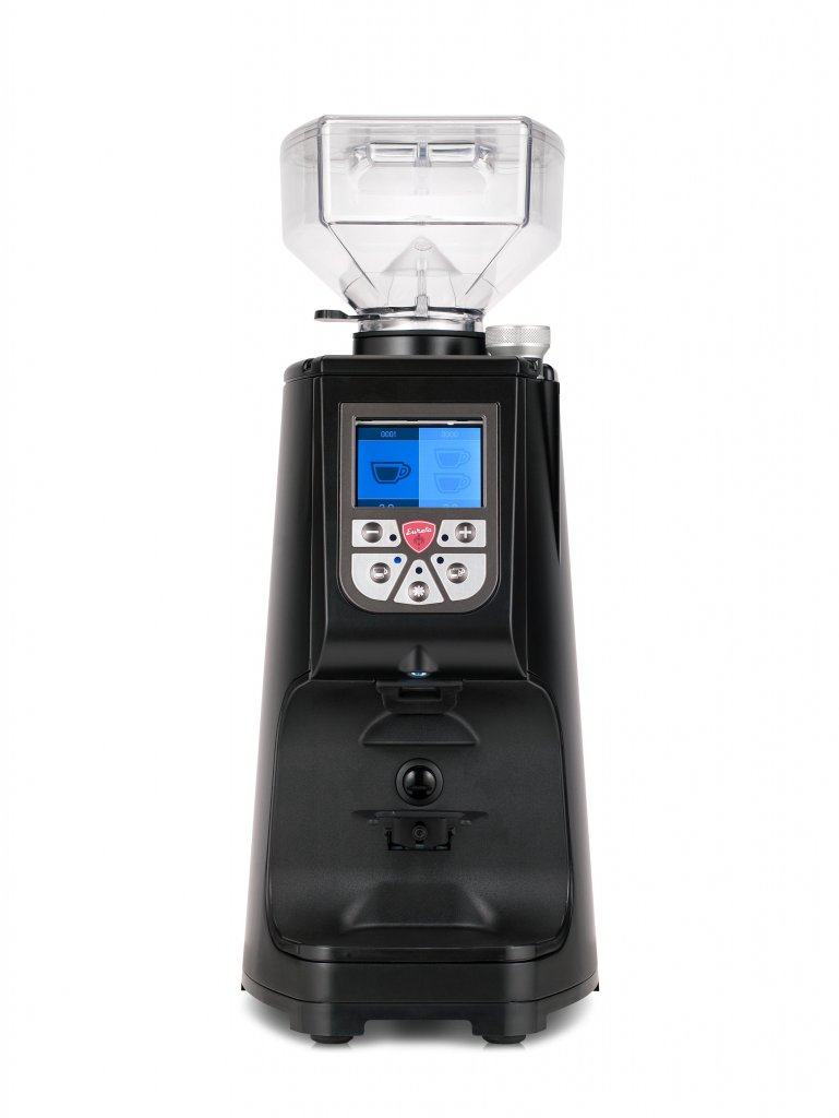 Eureka Atom Svart, Eureka kaffekvarn
