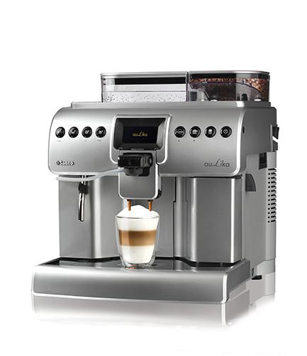 Saeco Aulika focus, helautomatisk espressomaskin