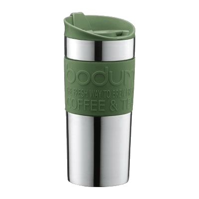 Bodum Travel Mug Green