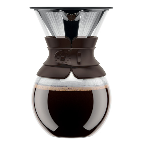 Bodum Pour-Over 1,0, Svart