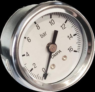 Bezzera Manometer Bryggtryck