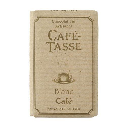 Café Tasse Vit