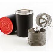 Cafflano Klassic, Allt-i-ett-kaffe, Kaffebryggning, Kaffe på resa,