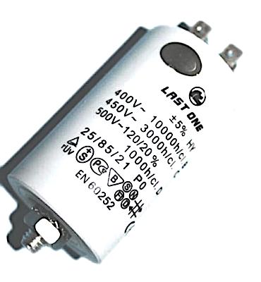 Kondensator pump, Capacitor