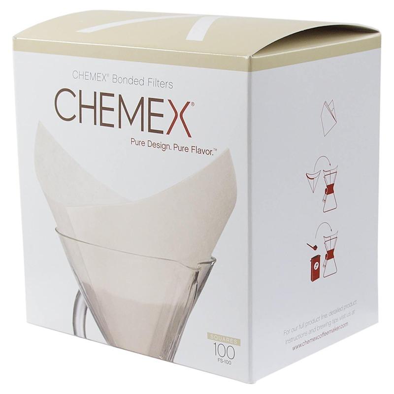 chemex filter 100-pack färdigvikta