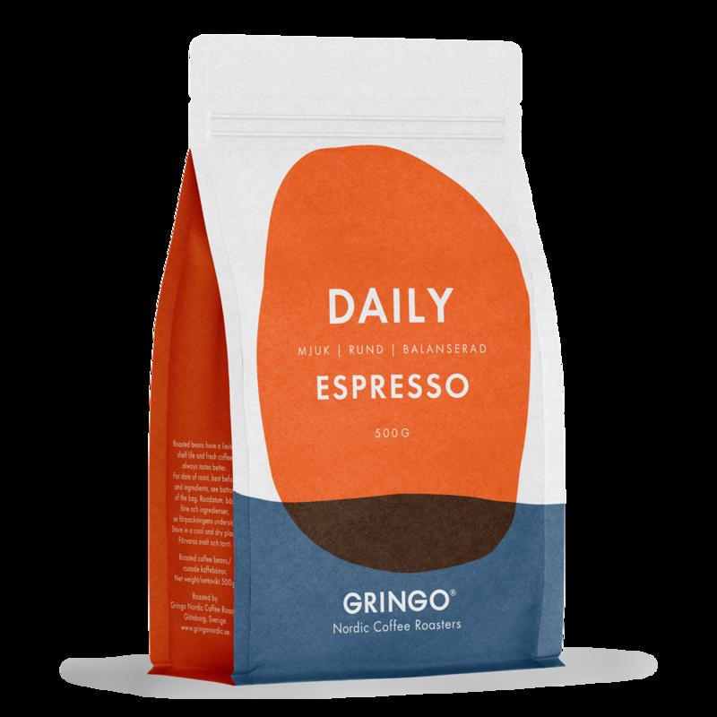 Gringocoffee basic espresso gringo
