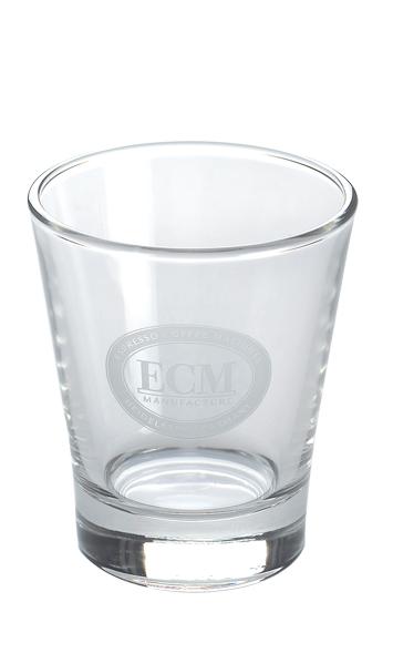 ECM Shotglas, Espresso glas