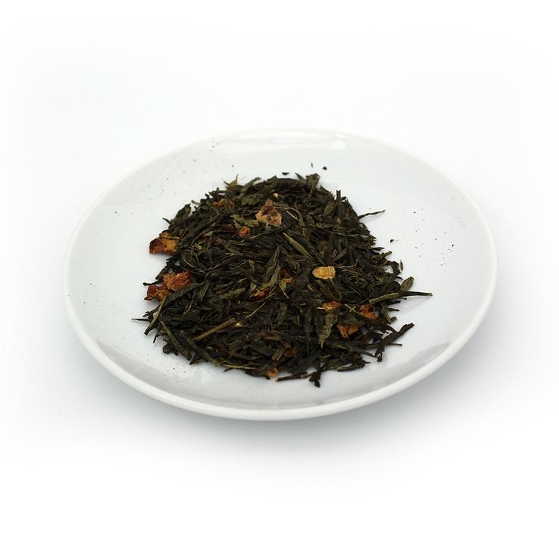 Ekologisk Fläder & Äpple, Grönt te