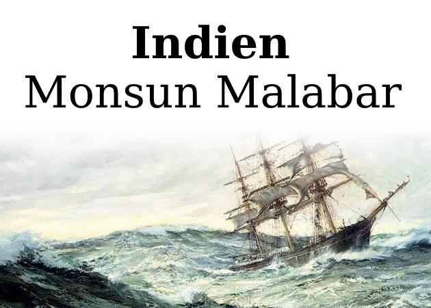 Råkaffe Monsun Malabar, 1 kg