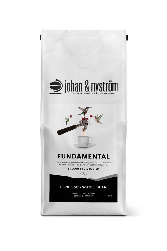 J&N Fundamental Espresso, 500 gr